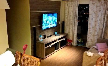 apartamento residencial à venda, vila jones, americana. - codigo: ap0309 - ap0309