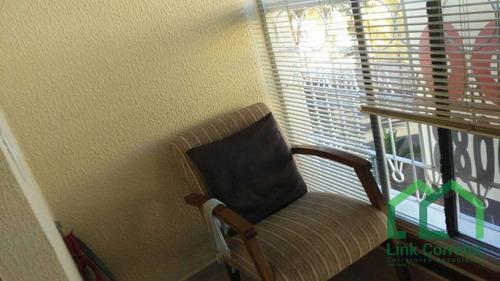 apartamento residencial à venda, vila joão jorge, campinas. - ap0641