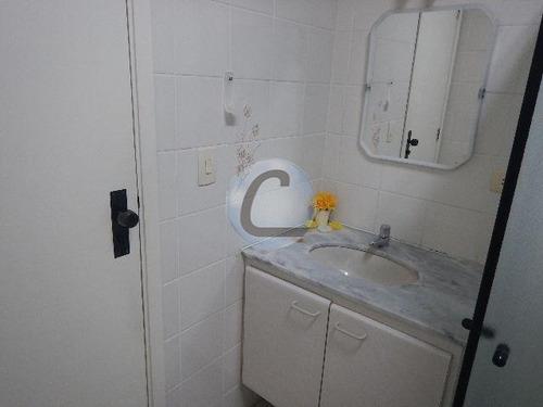 apartamento residencial à venda, vila júlia, guarujá. - ap2599