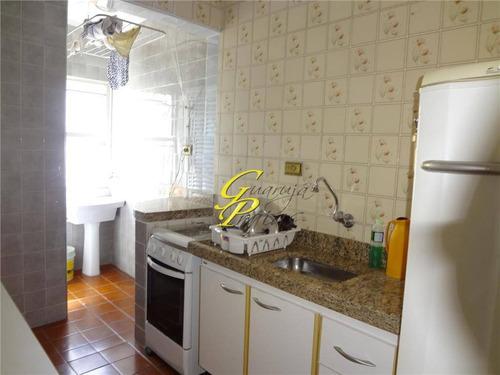 apartamento residencial à venda, vila júlia, guarujá. - codigo: ap1751 - ap1751