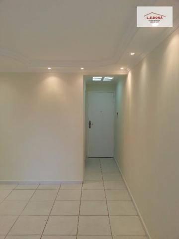 apartamento residencial à venda, vila lageado, são paulo. - ap1678