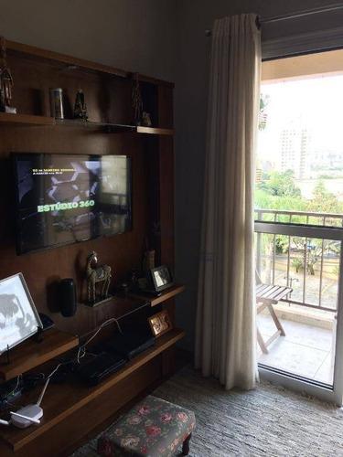 apartamento residencial à venda, vila lageado, são paulo. - ap1783