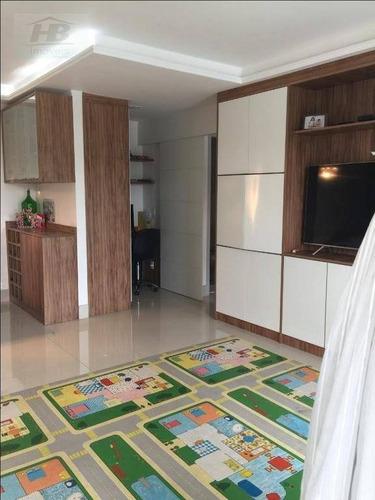 apartamento residencial à venda, vila lageado, são paulo. - ap2561