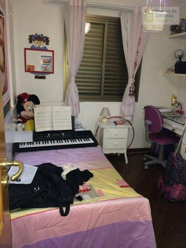apartamento residencial à venda, vila leopoldina, santo andré - ap1700. - ap1700