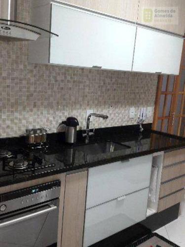 apartamento residencial à venda, vila leopoldina, santo andré - ap1938. - ap1938