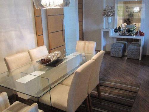 apartamento residencial à venda, vila leopoldina, santo andré. - codigo: ap2687 - ap2687