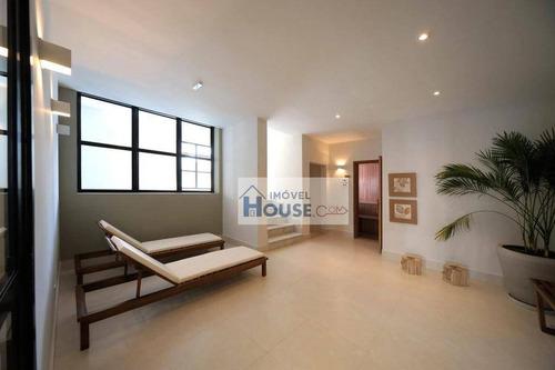 apartamento residencial à venda, vila leopoldina, são paulo. - ap0134