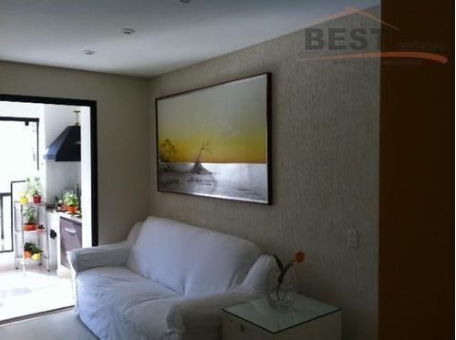 apartamento residencial à venda, vila leopoldina, são paulo. - ap0398