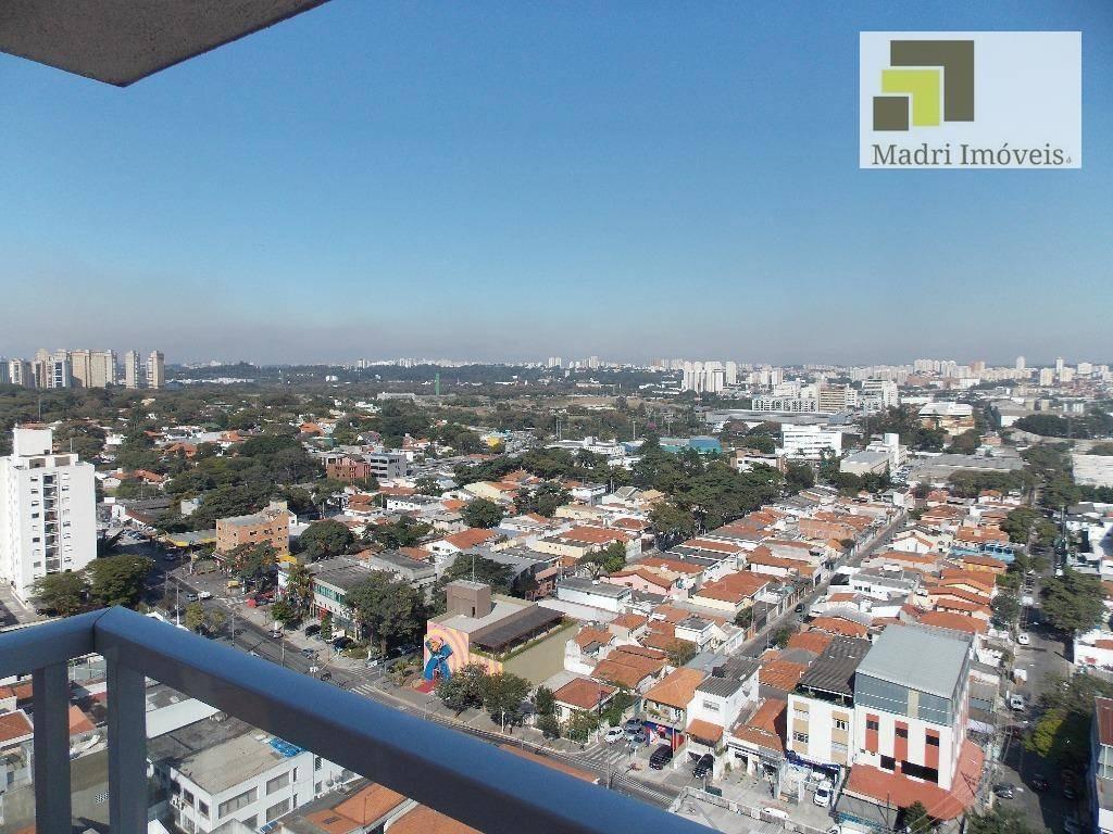 apartamento residencial à venda, vila leopoldina, são paulo - ap0608. - ap0608
