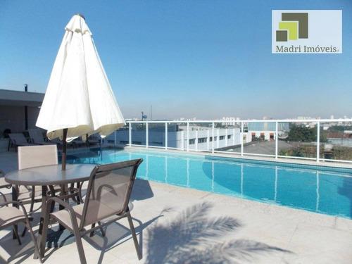 apartamento residencial à venda, vila leopoldina, são paulo - ap0619. - ap0619