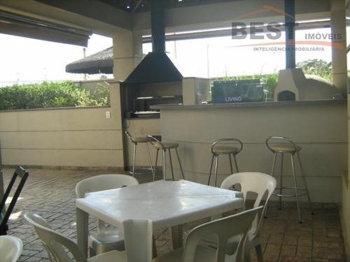 apartamento  residencial à venda, vila leopoldina, são paulo. - ap1580