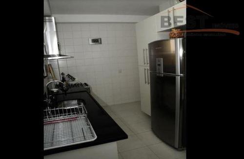apartamento  residencial à venda, vila leopoldina, são paulo. - ap3459