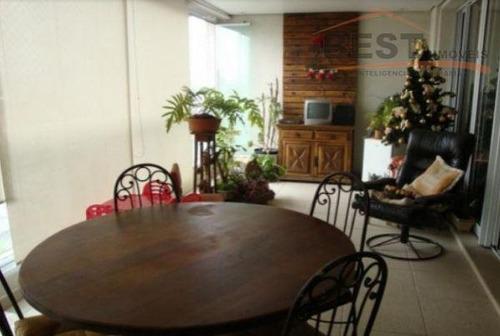 apartamento  residencial à venda, vila leopoldina, são paulo. - ap3470