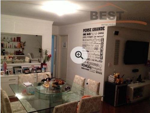 apartamento  residencial à venda, vila leopoldina, são paulo. - ap3481