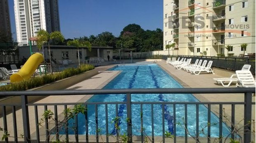 apartamento  residencial à venda, vila leopoldina, são paulo. - ap3543