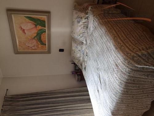 apartamento residencial à venda, vila leopoldina, são paulo. - ap3559