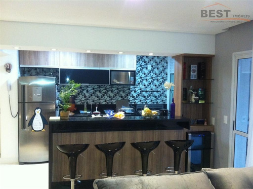 apartamento  residencial à venda, vila leopoldina, são paulo. - ap3561