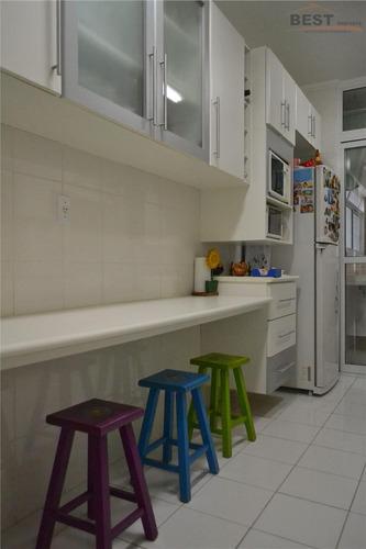 apartamento  residencial à venda, vila leopoldina, são paulo. - ap3663