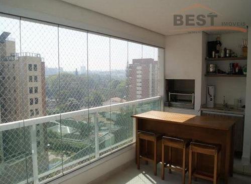 apartamento  residencial à venda, vila leopoldina, são paulo. - ap3857