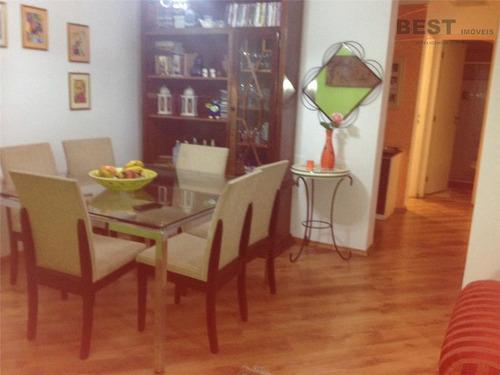 apartamento residencial à venda, vila leopoldina, são paulo. - ap3963