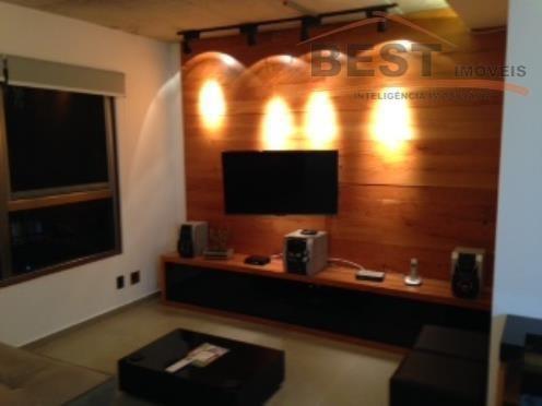 apartamento residencial à venda, vila leopoldina, são paulo. - ap4069