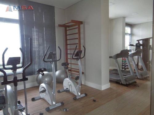 apartamento residencial à venda, vila leopoldina, são paulo. - ap4099