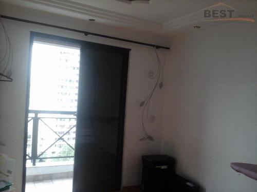 apartamento residencial à venda, vila leopoldina, são paulo. - ap4383