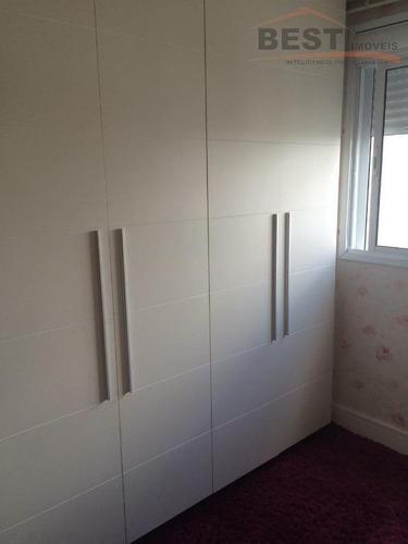 apartamento residencial à venda, vila leopoldina, são paulo. - ap4409