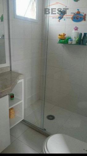 apartamento residencial à venda, vila leopoldina, são paulo. - ap4422