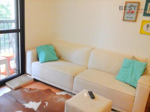 apartamento residencial à venda, vila leopoldina, são paulo. - ap4431