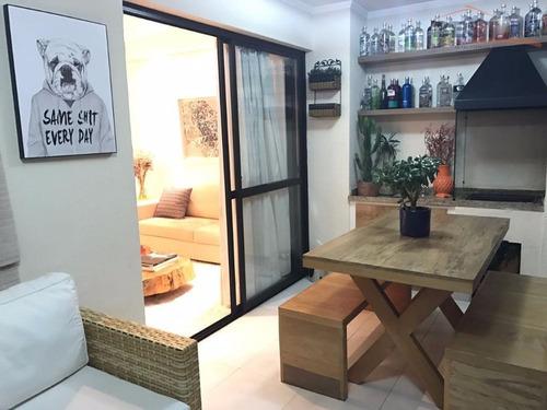 apartamento residencial à venda, vila leopoldina, são paulo. - ap4599