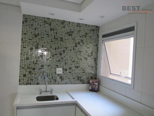 apartamento residencial à venda, vila leopoldina, são paulo. - ap4715