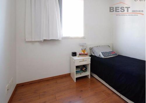 apartamento residencial à venda, vila leopoldina, são paulo. - ap4811