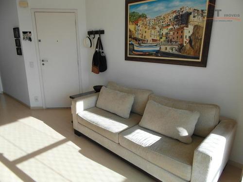 apartamento residencial à venda, vila leopoldina, são paulo. - ap4822