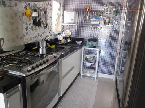 apartamento residencial à venda, vila leopoldina, são paulo. - ap4902