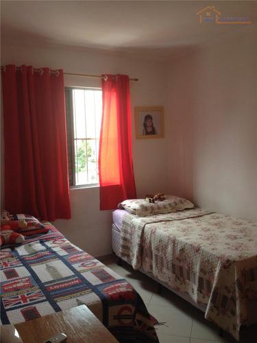 apartamento residencial à venda, vila liviero, são paulo - ap0384. - ap0384