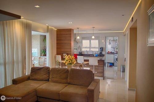 apartamento residencial à venda, vila lúcia elvira, são paulo. - ap1580