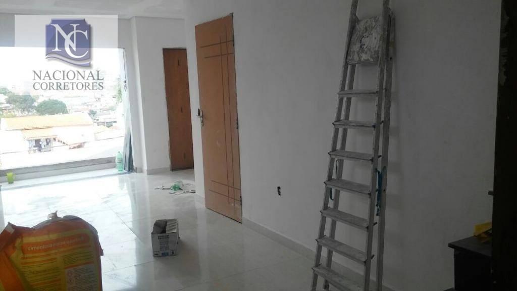 apartamento residencial à venda, vila lucinda, santo andré. - ap7593