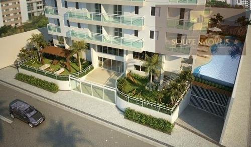 apartamento residencial à venda, vila luis antônio, guarujá. - codigo: ap2242 - ap2242