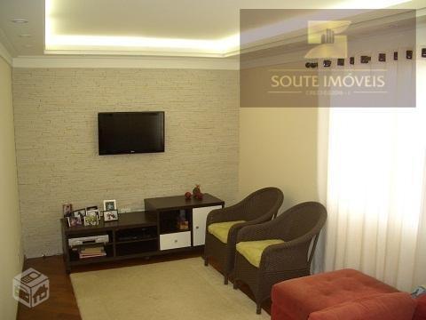 apartamento  residencial à venda, vila lusitânia, são bernardo do campo. - codigo: ad0009 - ad0009