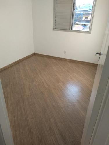 apartamento residencial à venda, vila lutécia, santo andré. - ap1531