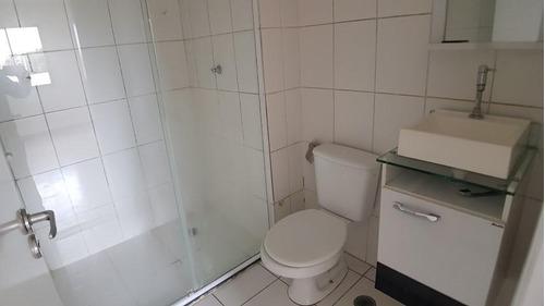 apartamento residencial à venda, vila lutécia, santo andré. - ap1564
