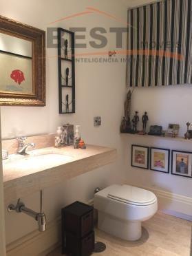 apartamento residencial à venda, vila madalena, são paulo. - ap4055
