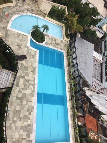 apartamento residencial à venda, vila maria alta, são paulo. - ap0233