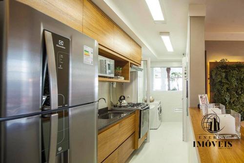 apartamento residencial à venda, vila maria alta, são paulo. - ap0944