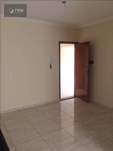 apartamento residencial à venda, vila maria luiza, ribeirão preto. - ap0705
