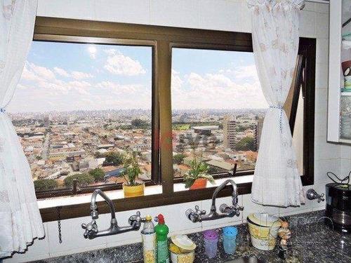 apartamento residencial à venda, vila maria, são paulo - . - ap0350
