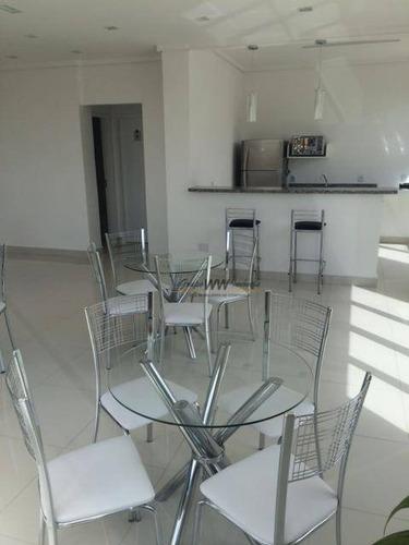 apartamento residencial à venda, vila maria, são paulo. - ap1627