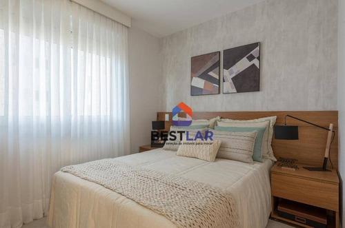apartamento residencial à venda, vila maria, são paulo. - ap1890