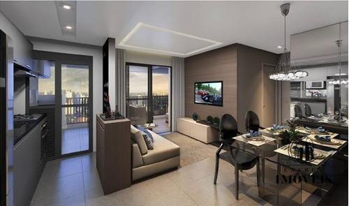 apartamento residencial à venda, vila mariana, são paulo. - ap1179